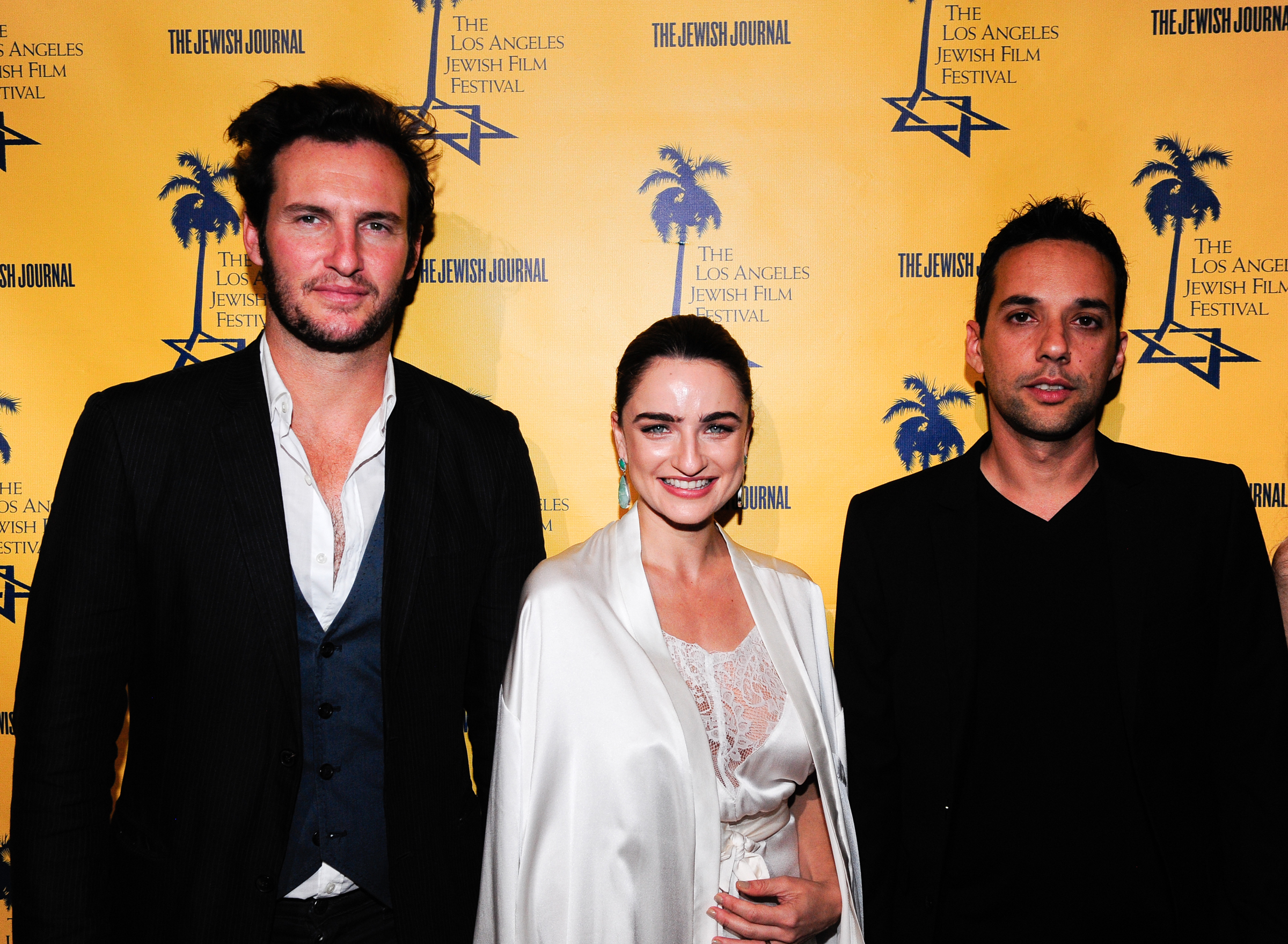 11 -False Flag cast at LAJFF