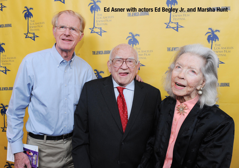 Ed Begley Jr., Ed Asner, Marsha Hunt