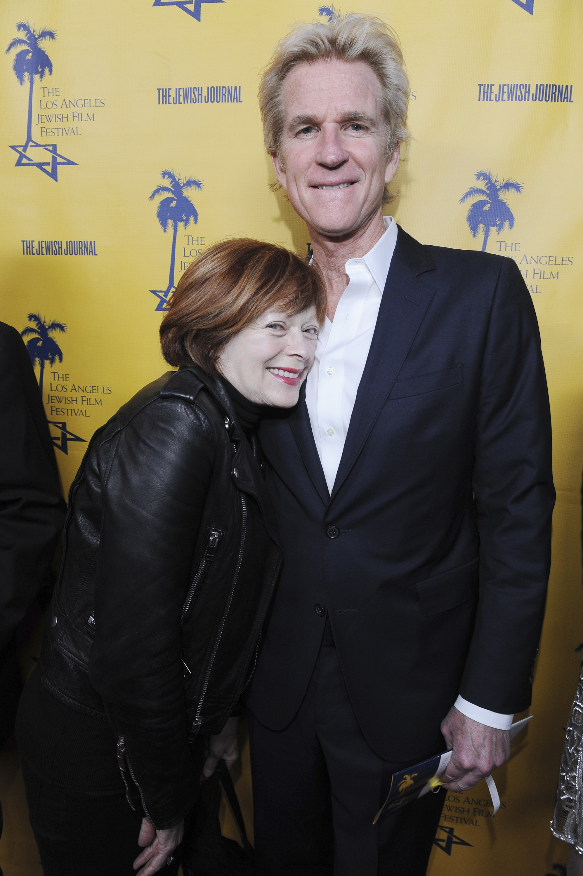 Frances Fisher, Matthew Modine