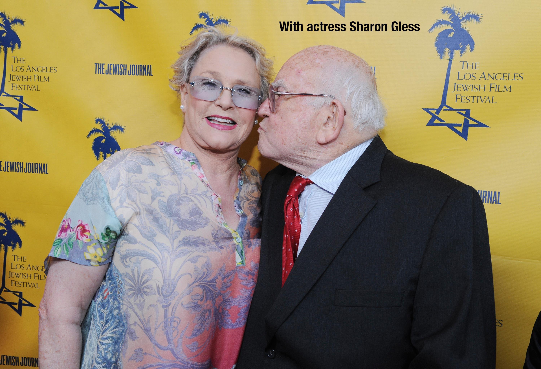 Sharon Gless, Ed Asner