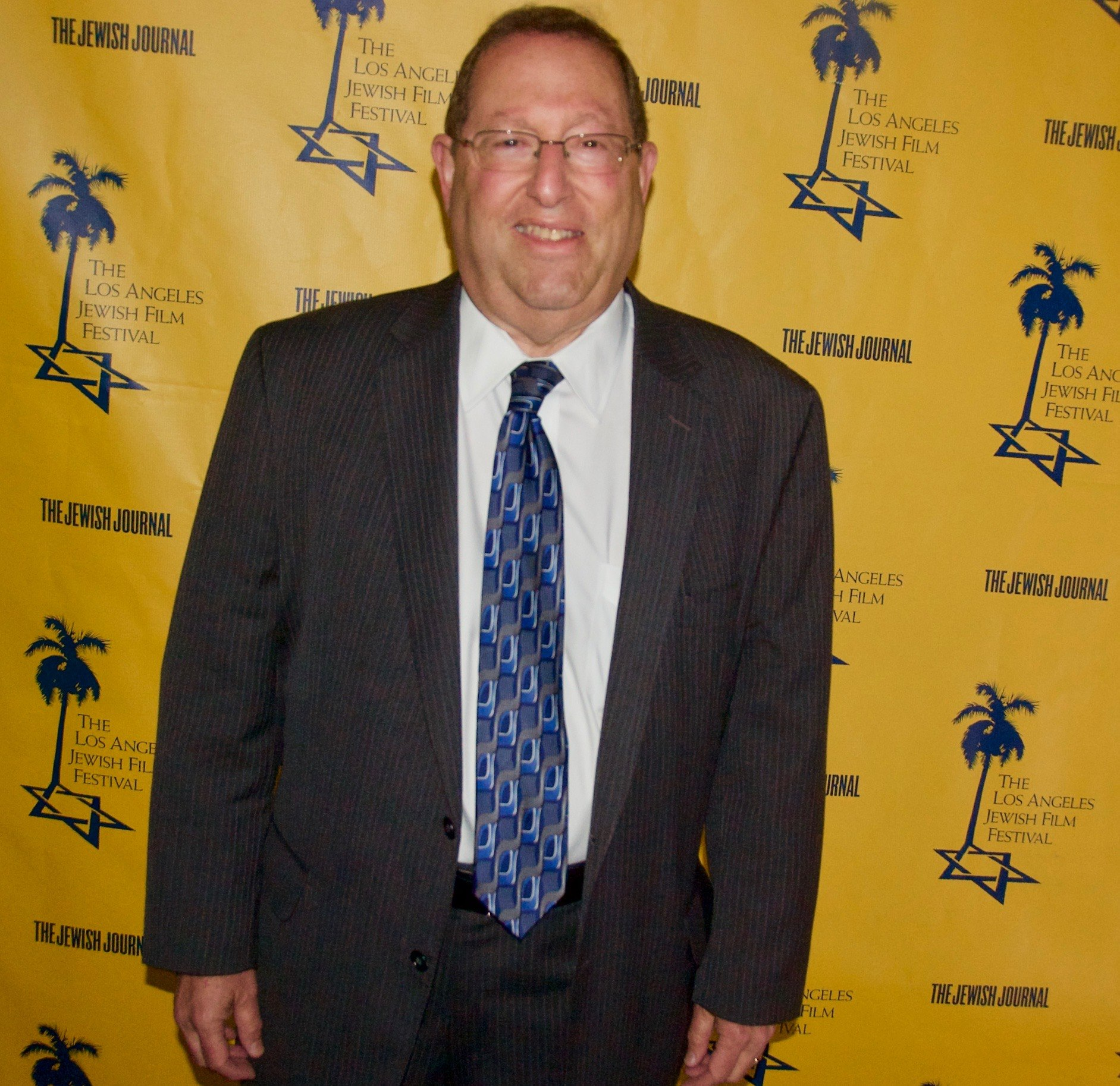 Paul Koretz on red carpet