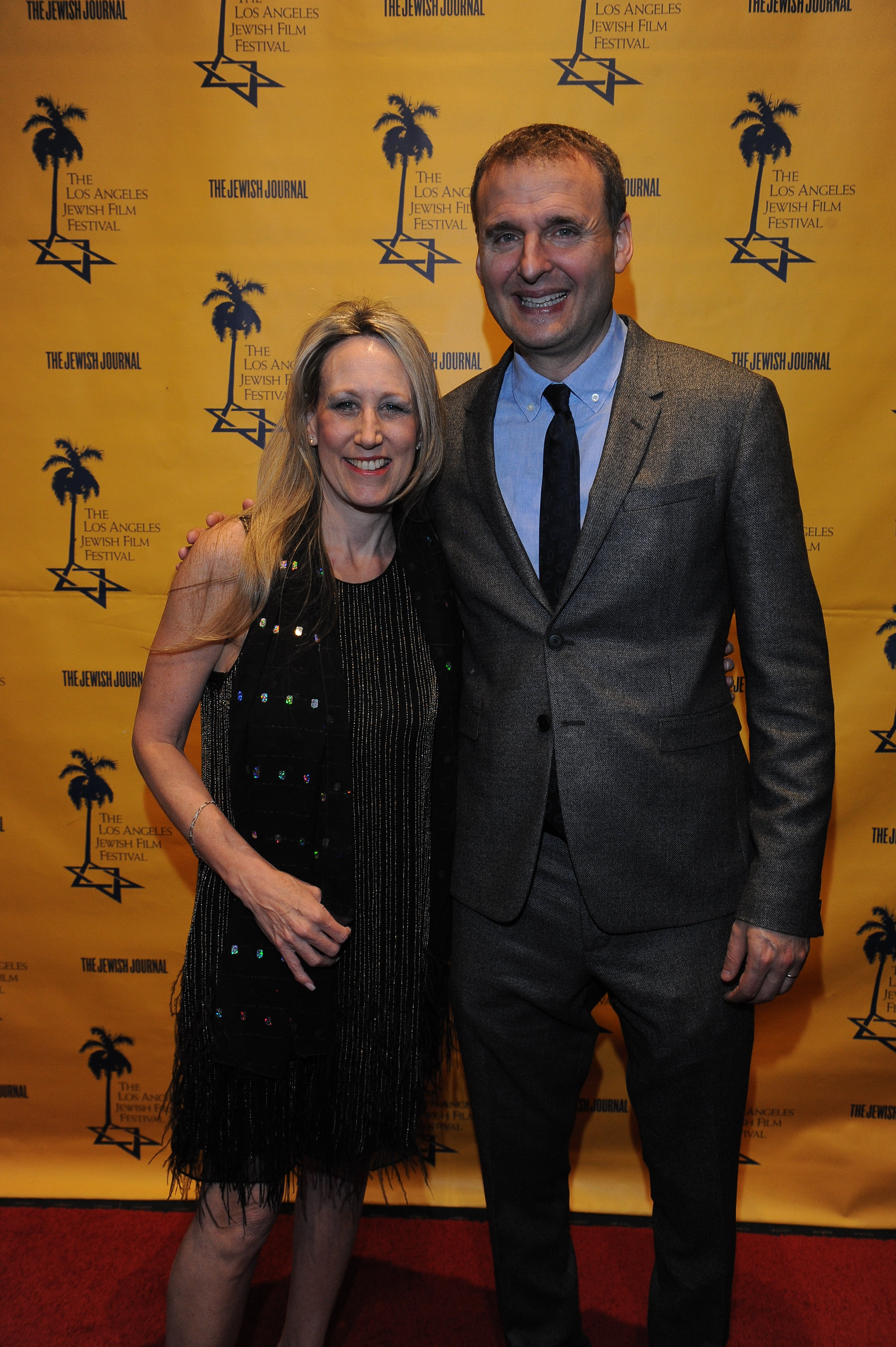 Hilary and Phil Rosenthal