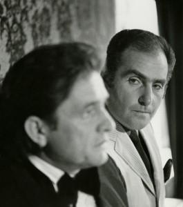 Johnny_and Saul_1970_B&W_PRINT